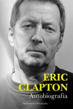 Clapton. The Autobiography, Eric Clapton, Wydawnictwo Dolnośląskie, Wrocław 2009 tłumaczenie Jarosław Rybski (źródło okładki).