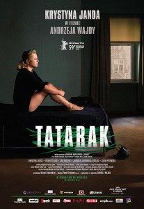 Plakat filmu Tatarak (2009) reż. Andrzej Wajda, (Krystyna Wajda) źródło zdjęcia.