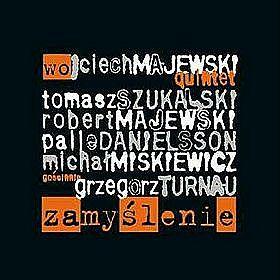 Zamyslenie_Wojciech Majewski. Sony Music, 2003 rok