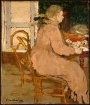 Śniadanie. Edouarda Vuillarda (1894).  Źródło zdjęcia.