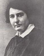 Stefania Wilczyńska w 1927. Źródło zdjęcia [Wikipedia].