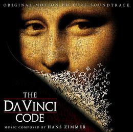 Hans Zimmer, Kod Leonarda da Vinci,Universal Music Polska,2006 [źródło zdjęcia].