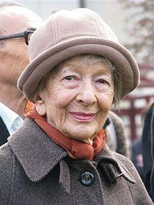 Wisława Szymborska, Kraków, jesień 2009 rok [źródło zdjęcia].