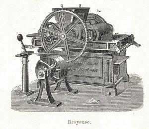 Maszyna do produkcji czekolady