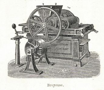[Maszyna do produkcji czekolady, źródło zdjęcia].