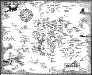 Mapa Ziemiomorza [źródło zdjęcia].