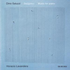 [Imágenes (Music For Piano),Dino Saluzzi - Horacio Lavandera,ECM, 2015, źródło okładki].