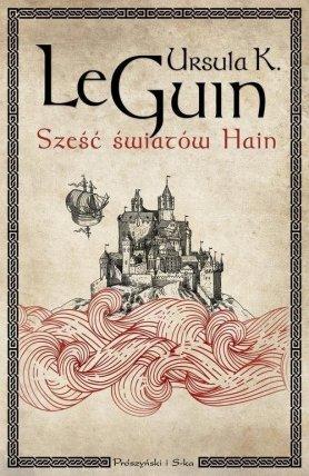 6 światów hain Ursuli K Le Guin